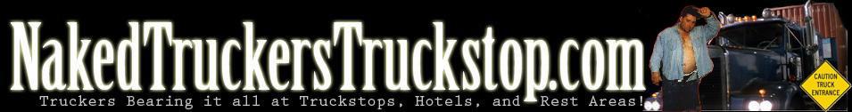 Naked Truckers Truckstkop Logo